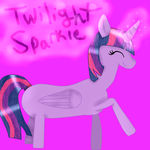 Twilight Sparkle by Just-4-teh-lulz
