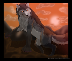 Werewolf by Moonlight-Wolf321
