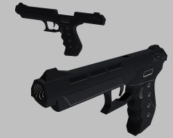 Rage's Walther APW2 by Terrarist