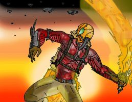 The Rocketeer 2055 by DirtyColumbus