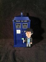 Second Doctor Bead Sprite by DrOctoroc