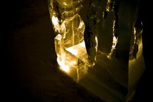 Ice Hotel 1 by summer