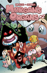 Morgans Organs Issue #2 cover. by The-nostalgia-runs