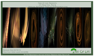 Tree of life fractal pack 2 by HACKSDENM3RK