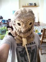 scarecrow mask by vannin