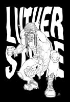 Luther Strode by drawerofdrawings