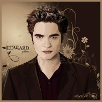 Edward Cullen-Twilight Saga by afrodytta