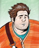 Wreck-It Ralph by NMRosario