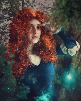 Merida the brave - MTB2911 by msriotte