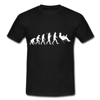 Programer Evolution T-Shirt by LimeSoftSolutions