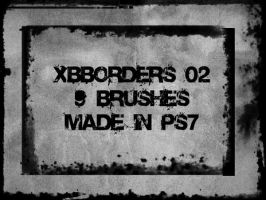 xbborders 02 by xbstock