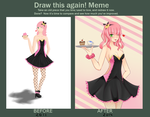 Before-After meme by Clafti
