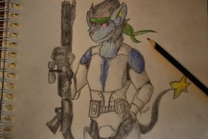 Clone trooper? by Jamie-the-Luxray-95