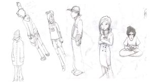 schoolsketches3 by r4nd0mpunk