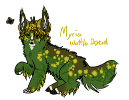 Myria the Khimere by stormcloud-breeders