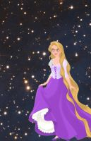 Rapunzel.Astronomer by AnaBastow