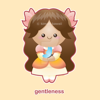 Fruit of the Spirit:Gentleness by kimchikawaii