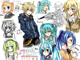 Pixiv chat by hayayon