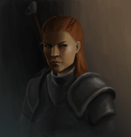 Uthgerd the Unbroken by Tellur123