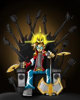 Bob Lennon - King of Metal by Shla-K
