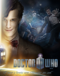 Bowties are Cool - Poster by Vampiric-Time-Lord