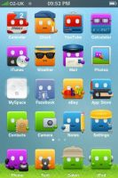 Current iphone theme by Photogenic5