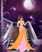 AT: Koralia Ball Dress by dsdsdsdddd