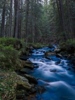 Carpathian river 2 by KARRR