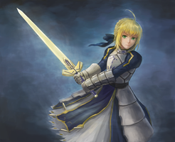 Saber by Nepharus