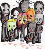 Slipknot by PrincessBlackRabbit