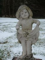Snow Dancer 1 by JensStockCollection