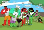 The Hulk Family by TheBlackCat-Gallery