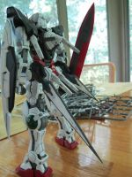 Master Grade Exia model 4 by MUFC10