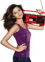 Selena Gomez png 13 HQ by diamondlightart