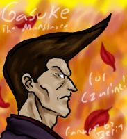 Gasuke for Czarine by WAH-HOO