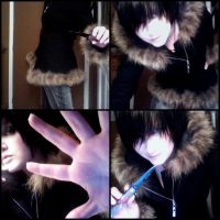Izaya Preview by ExtremeNikita