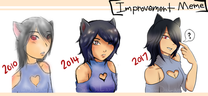 Improvement Meme by SamDaLamb