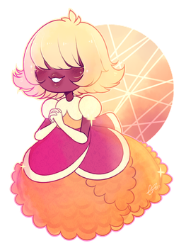 Padparadscha [G] by LucciolaCrown