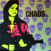 Patty Hearst Chaos by chrispjones