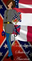 Confederate States of America: APH Style by Rodef-Shalom