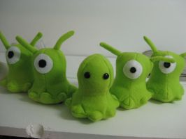Adorable Army of Doom by Voldenae