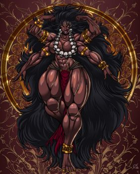 Kali Alternative Color by Osmar-Shotgun