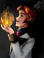 ::Frozen:: Prince Hans of the Southern Isles by bumble-lily
