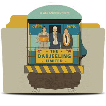 The Darjeeling Limited Folder Icon by bedobaho