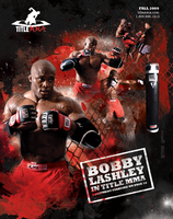 Bobby Lashley Cover 1 by qtopia