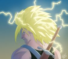 Future Trunks by Zelmarr