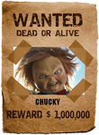 Tankman Inc's Most Wanted: Chucky by thephilipvictor