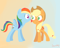 Appledash by Sorckylo