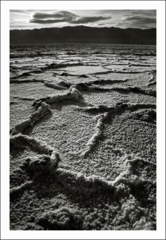 Badwater Death Valley by myownself