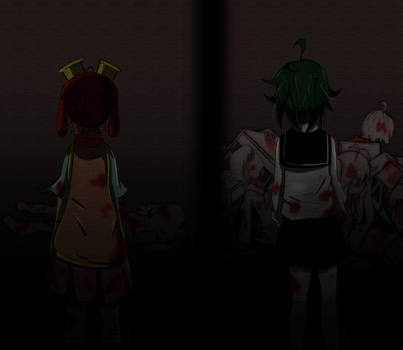 W2H-Vocaloid_Sock and Gumi by Meg-chan1391